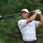 Tiger Woods practice routine